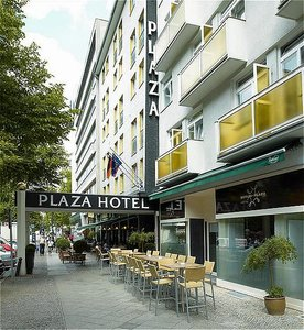 Berlin Plaza Hotel am Kurfuerstendamm