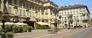 Golden Palace Hotel Turin