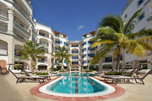 The Royal Playa del Carmen Luxury All Inclusive.