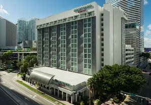 Courtyard By Marriott Downtown Miami/Brickell
